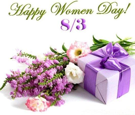 Ngày 8-3 đàn ông các nước có tặng quà cho chị em phụ nữ như ở Việt Nam