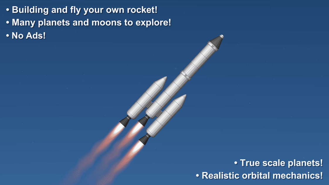 Spaceflight Simulator v 1.508 apk mod DESBLOQUEADO