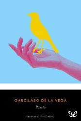 Portada del libro completo Poesía de Garcilaso de la Vega Descargar pdf gratis