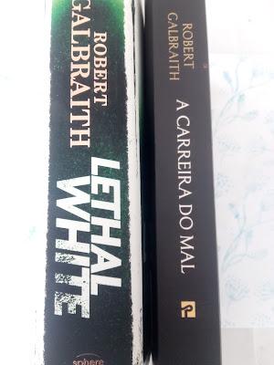 #Livros - Lethal White, de Robert Galbraith