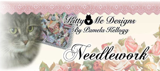 A New Stitch Along Hosted by Lakeside Needlecraft