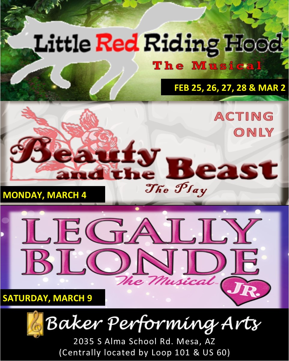 Baker Performing Arts presents
