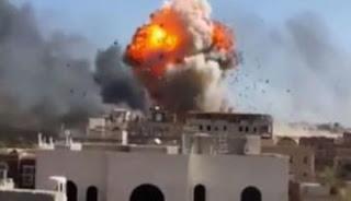 انفجار مدرسة مفخخة في الموصل و وقوع ضحايا من المدنيين !
