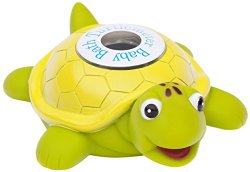 Baby bath thermometer that looks like a turtle!