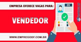 VENDEDOR(A) DE VAREJO