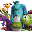 Cartoon of the week 1 - Monsters University (2013)