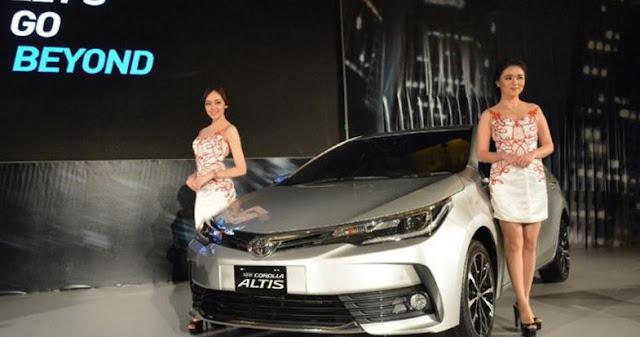 Spek Lengkap Mobil Toyota Corolla Altis New Spek Lengkap Mobil Toyota Corolla Altis New