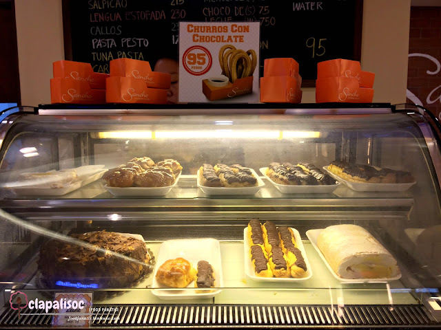 Cakes and Pastries from Sancho Churreria Manila