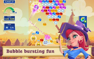 Bubble Witch 2 Saga Apk Free Download (Mod Boosters/Lives/Moves) For Android