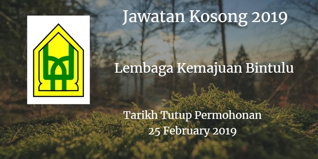 Jawatan Kosong BDA 25 February 2019