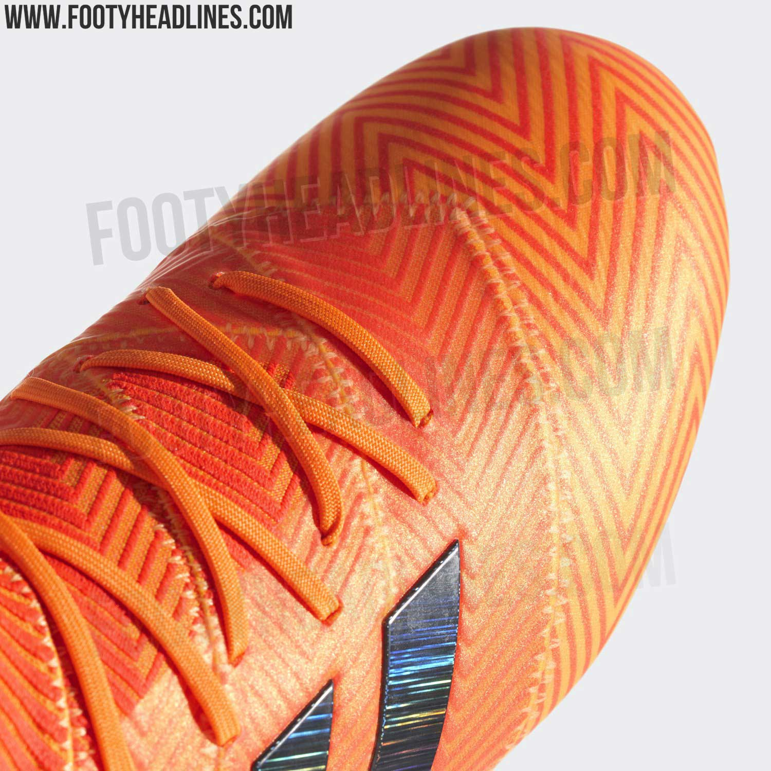9b04902a4df Adidas  2018 World Cup collection will be called the Energy Mode pack. It  includes this orange Nemeziz 18