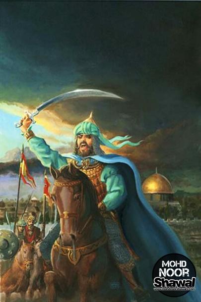 [Al Kisah] Salahuddin Al - Alyubi (Episod 12 - Peperangan Salib di Hittin)