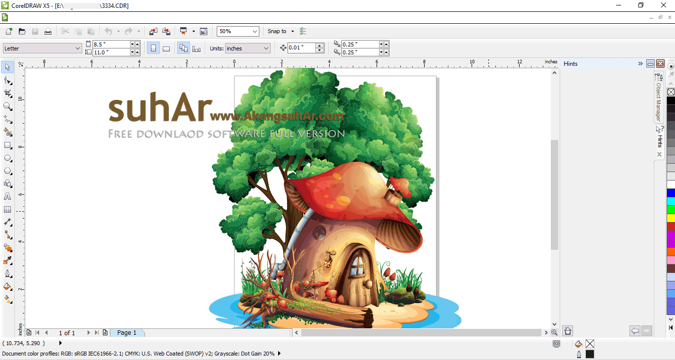 Download CorelDraw Graphics Suite X5 Full Version
