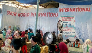 Snow world international Bekasi
