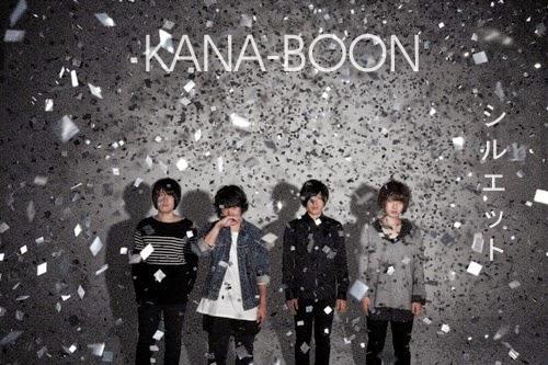 KANA - BOON - Silhouette Chord - Animeguitarchord