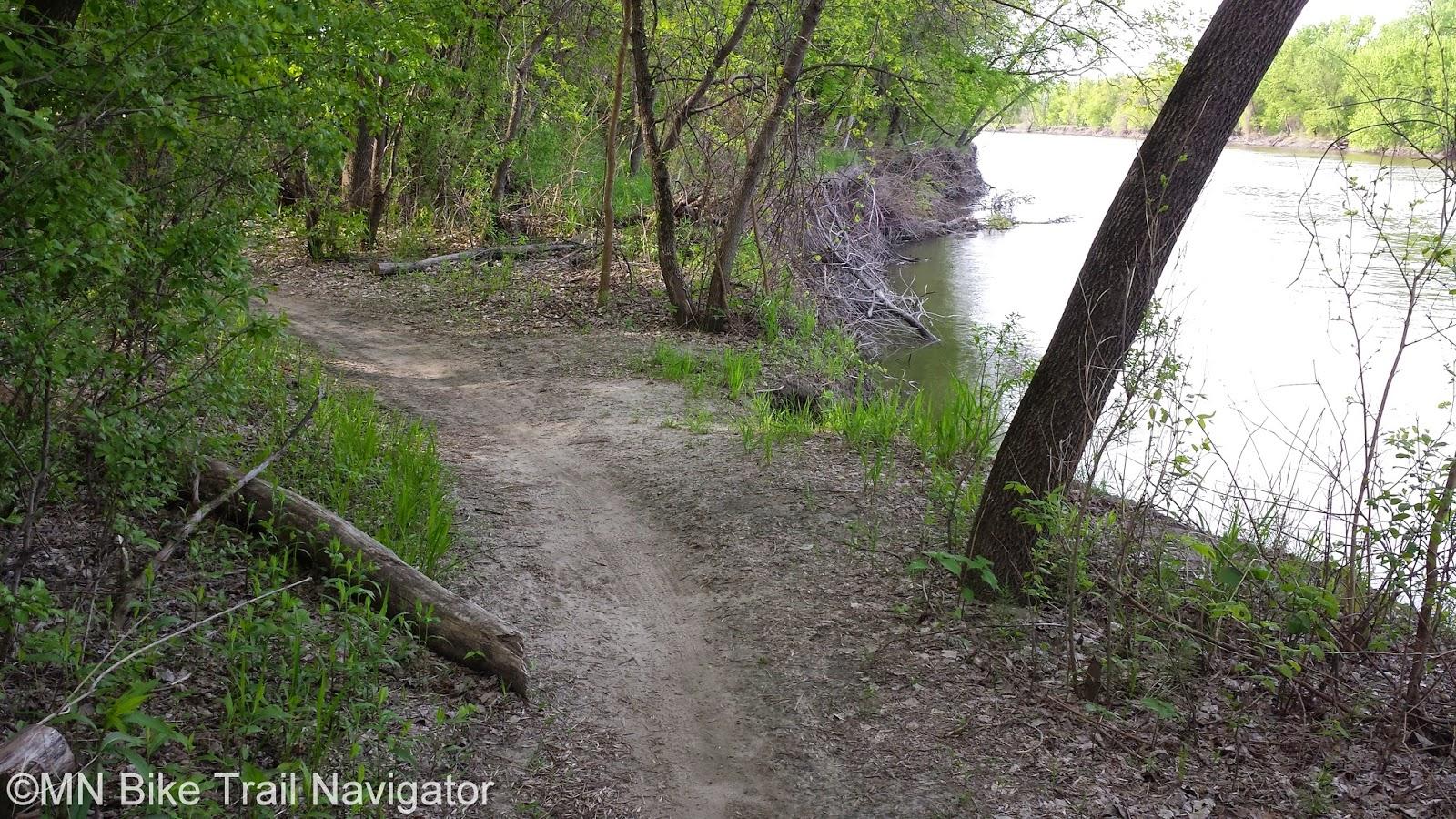 MN Bike Trail Navigator: Save the Minnesota River Bottoms