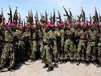 Tentara Nasional Indonesia Angkatan Darat - Recruitment For Tamtama Batch I TNI March 2016