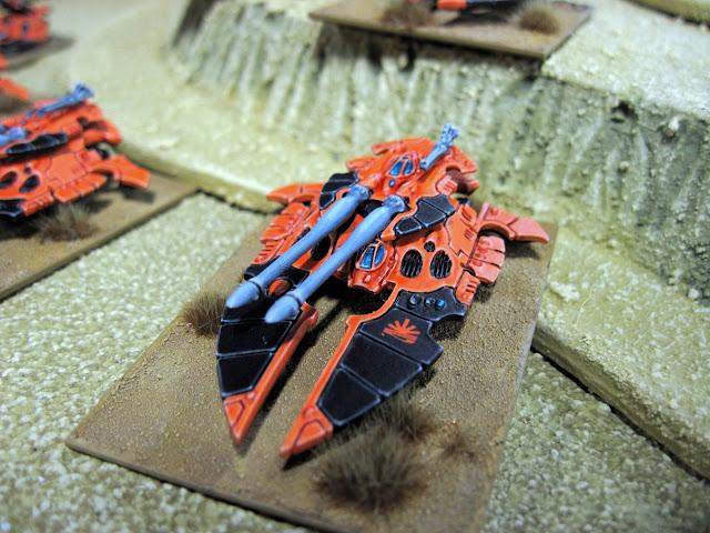 Epic Eldar Scorpion