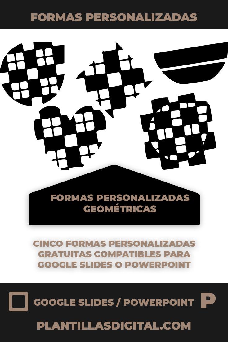 formas personalizadas geometricas 2