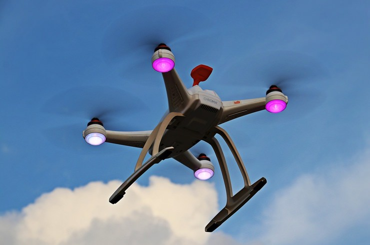 5- Drone