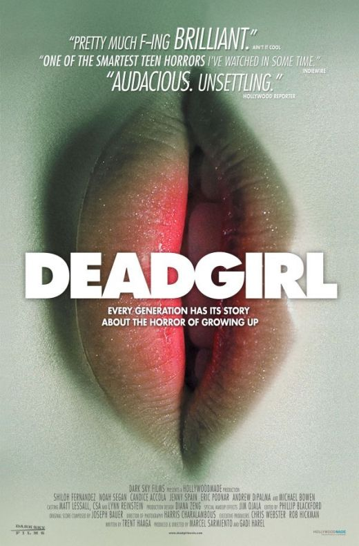 Twisted Central: Deadgirl 2008 - REVIEW