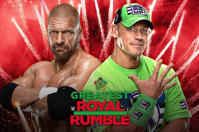 Holnap 18 órától jön a Greatest Royal Rumble