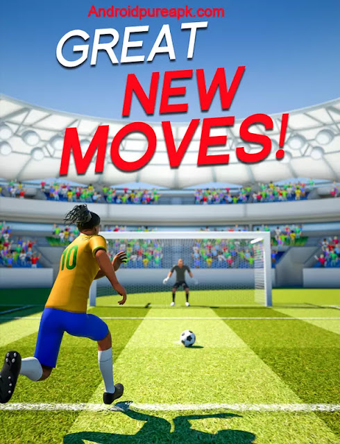 Ronaldinho Super Dash Apk+Mod v2.6 Latest Version For Android