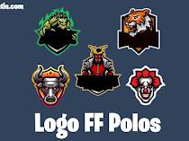 25 Logo FF Polos Dan Mentahan PNG Siap Edit