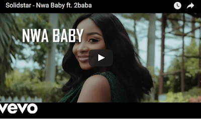 PHOTO: Solidstar – Nwa Baby ft. 2Baba