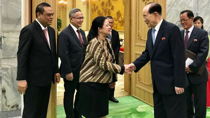 Puan Sebut Jokowi Sudah Lakukan Banyak Hal untuk Indonesia