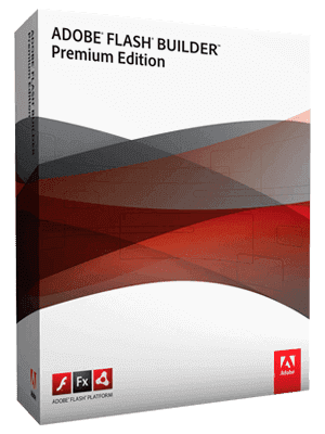 Adobe Flash Buldier v4.7 box