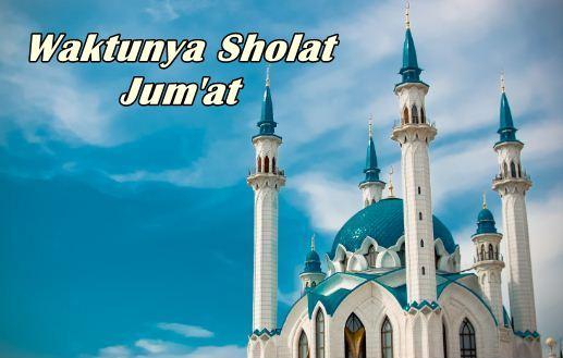89+ Gambar Ucapan Hari Jumat Islami