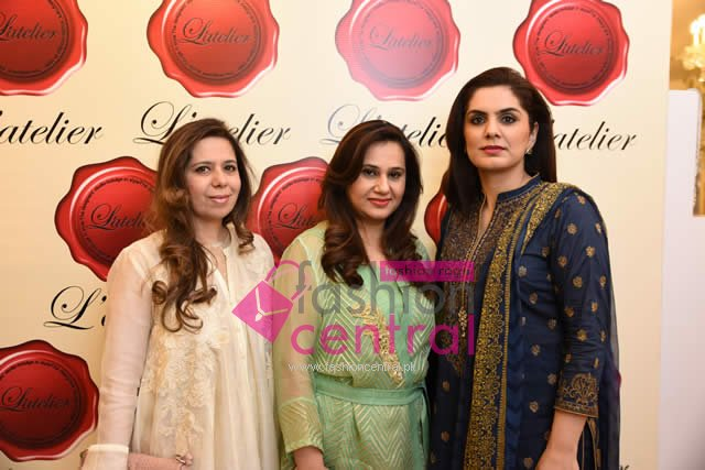 Launching of L'atelier Flagship Store In Islamabad