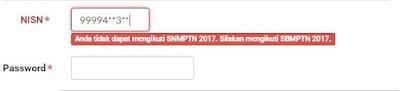 Dag Dig Dug, Pengumuman 50 Persen Diterima Mendaftar SNMPTN 2017