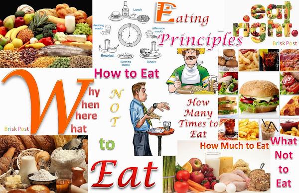 Principle Eating Habits
