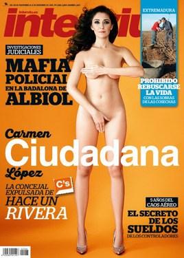 Descargar Interviú N 2066 Carmen Ciudadana 30 Noviembre 2015