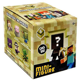 Minecraft Series 6 Mini Figures