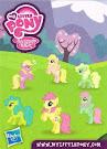 My Little Pony Wave 9 Fluttershy Blind Bag Card