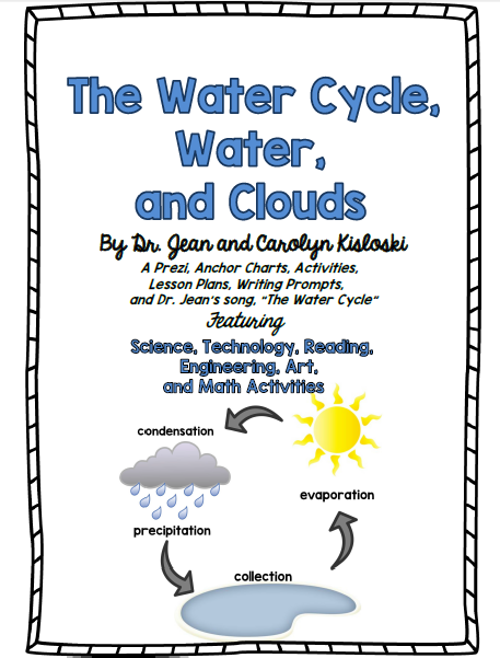 This prezi includes the water cycle song by steve songs we also love singing dr jean   download kindergarten holding hands and sticking together rh ckisloskispot