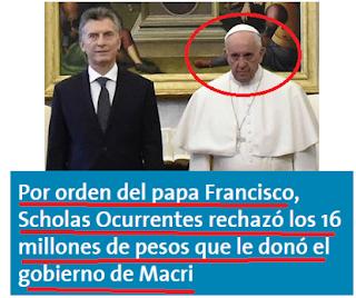 ARGENTINO, GOBIERNO ARGENTINO