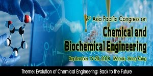 Biochemical Engineering 2018