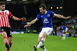 Cuplikan Gol Southampton vs Everton 4-1