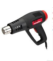 heat gun by drill master available at HalfBakedArt
