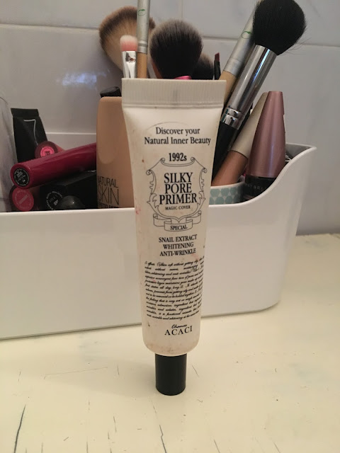 Review: Acaci Silky Pore Primer