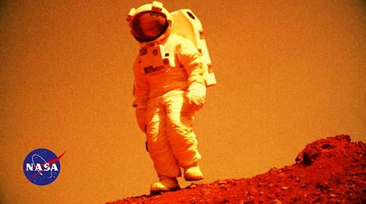 El proyecto secreto Red Sun: el hombre ya ha estado en Marte en los años 70