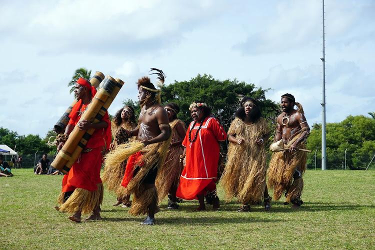 Zapiski z Nowej Kaledonii - maj i czerwiec