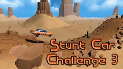 Stunt Car Challenge 3 (MOD, unlimited money) APK Download