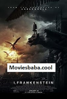 I, Frankenstein (2014) Full Movie Dual Audio Hindi BRRip 720p