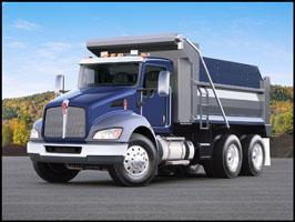 Kenworth T370 Dump Truck