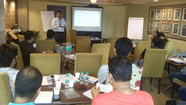 Corporate Peaceful Investing Workshop by Dr Vijay Malik. Full-Day Fundamental Value Investing Workshop at Edelweiss Financial Services by Dr Stock
